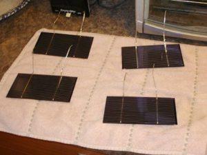 как сделать солнечную батарею самому