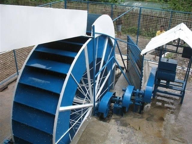 Самодельные гидроэлектростанции